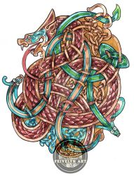 Serpent knot