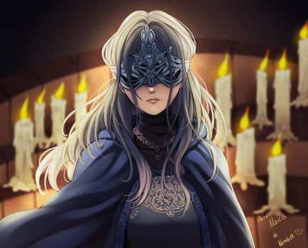 Fire Keeper by Nataly-B