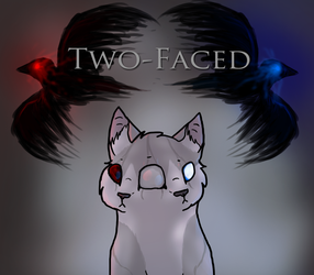 Two-Faced Cover by Deercliff