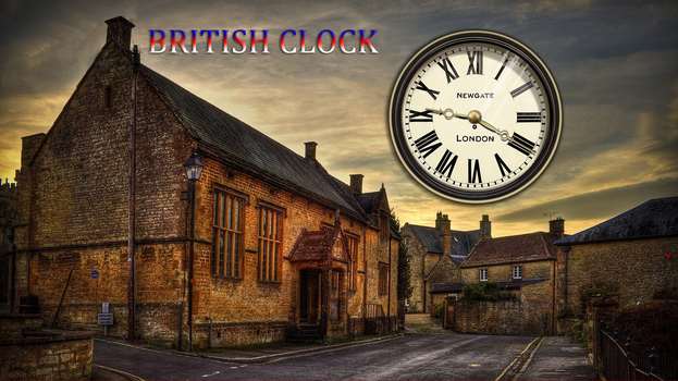 British Clock by kjc66