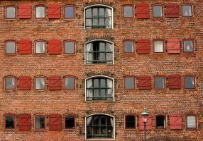 A view with windows by DostorJ