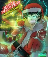 Merry Christmas and PLUS ULTRA!!! by EggysTrash
