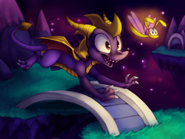 Spyro by Cytric-Acid