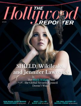 The Hollywood Reporter, July 22 2016 by nottonyharrison