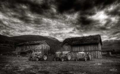 Tractor Factor by BoholmPhotography