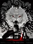 The Wolf Mirror- George R.R. Martin book cover by andybrase