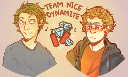 Team Nice D by pikmama
