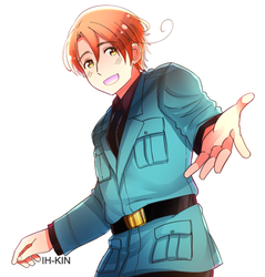 APH Italy by Ih-Kin