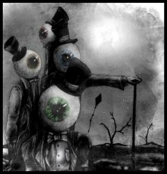 The Residents by Indecline69