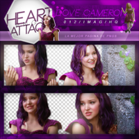 Pack PNG de Dove Cameron-If Only by iLightWonderful