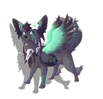 [Request] Puffadore by Wolfywaffles