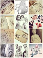 Instagram compilation by mannequin-atelier