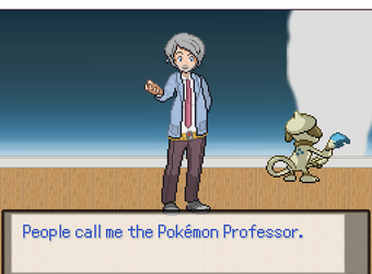 Pokemon Ominous: Professor Maple by Jephed215