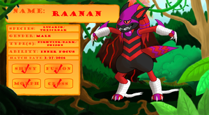 PKMNation: Raanan by GwentheCatify