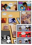 Iron Violet Issue 2 Preview: Page 9 by PhantomSkyler