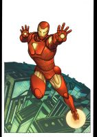 Ironman for Marvel Legends by EdMcGuinness