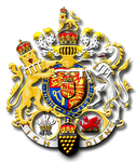 Coat of Arms of Charles Prince of  Wales by PeterCrawford