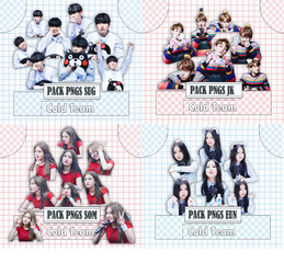 /// Pack render #150 to #153 /// KPOP BOYS - GIRLS by Cold-Team
