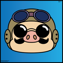 DAY 25 - When Pigs Fly by Pakmanjosh