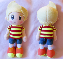 Lucas - Mother 3 by Squisherific