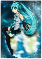 Miku Hatsune - World Is Mine by Dark-Arya