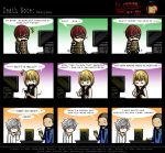 Death Note: Shopping. by SilentReaper