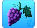Grapes by IsomaraIndex