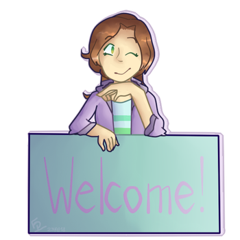 Welcome! by heartychloe