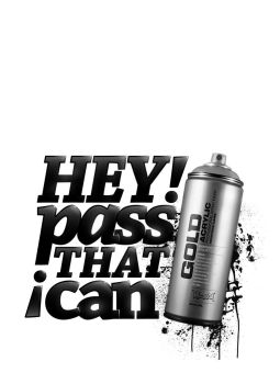 Pass that Can by veiartistica