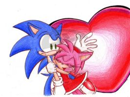 The lurve: Hug teh Sonikku by sonamy-fans
