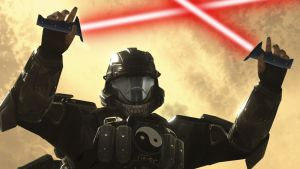 ODST Sith Lord by Kheldar42