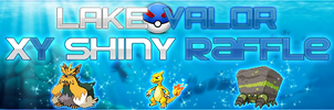 Shiny Pokemon Giveaway (Banner by Deltheor)