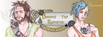Tapastic Banner - Beyond the Raindrop by LadyMintLeaf