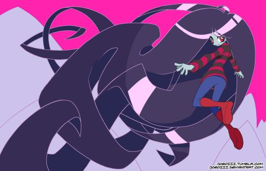 Adventure Time Marceline by JoeOiii