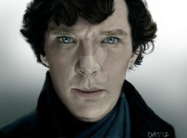 The Consulting Detective by Fereshteh