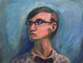 Self Portrait by colorsoftuesday