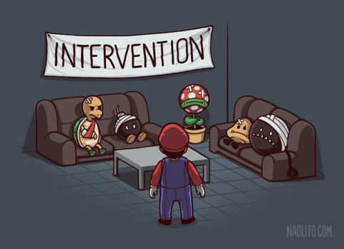 Intervention by Naolito
