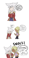 Bakura The Thief King by kamy2425