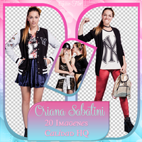 Pack PNG de Oriana Sabatini by Giise-Flor