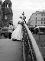 Just married... by leoveanul