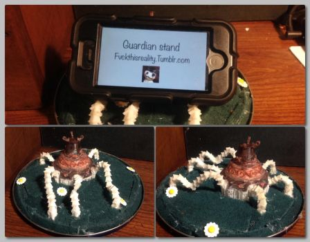 Guardian stand by Kaylee-Michele