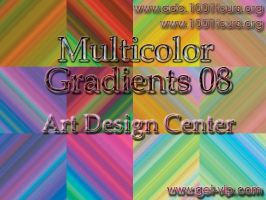 ADC gradients 8 by 4sundance