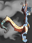 Clouded Crux Auction SOLD by Darumemay