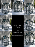 Cage by ayas-stock