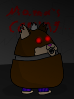 Mama Tattletail by RichardtheDarkBoy29