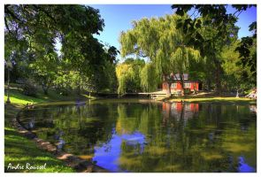 Westmount Park-HDR by bellocqa