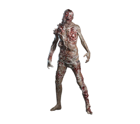 The Evil Within 2 The Lost Render PNG by GamingDeadTv