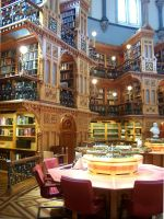Library of Parliament by winegumsandenvy