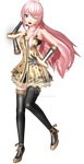 [Diva X] .: TYPE 3000 Luka :. by PiettraMarinetta