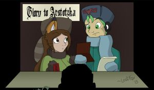 TPMS: Papers Please by LeafFox